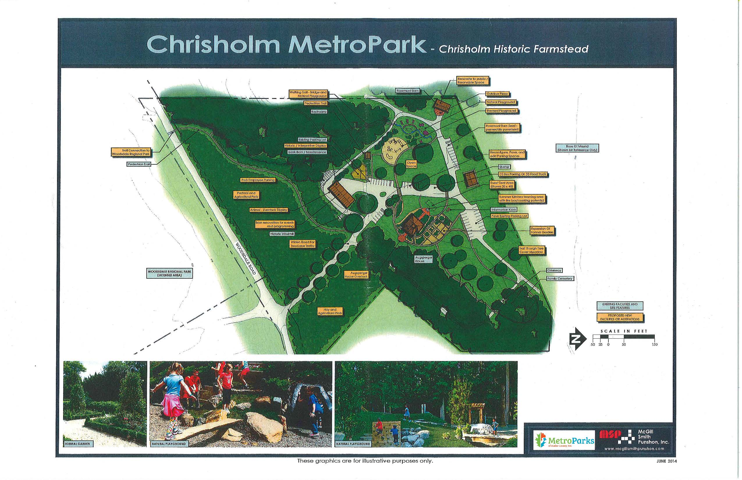 Chrisholm Historic Farmstead Master Plan