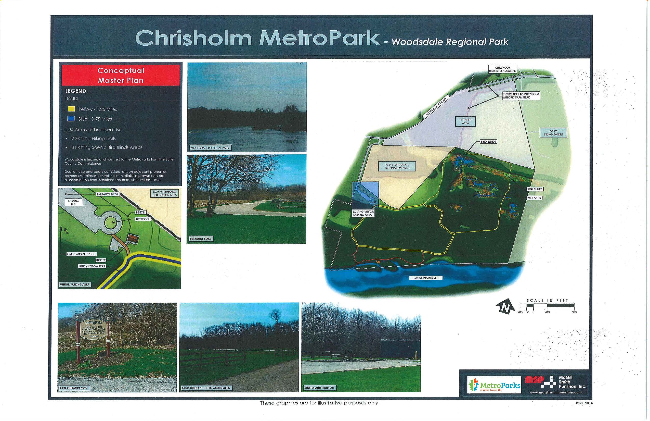 Chrisholm-Woodsdale Master Plan